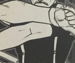 キング・ブラッドレイの腕
